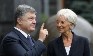 Силуанов угрожает Лагард судом за невыплаченный Украиной долг