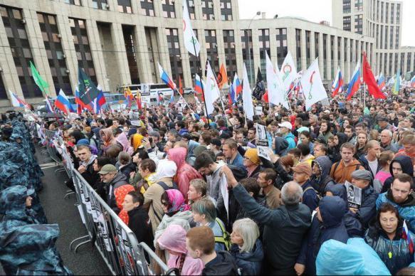 Руководство чебоксарского колледжа запретило студентам посещать митинги