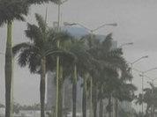 """Атлантический ураган """"Алекс"""" приближается к США"""