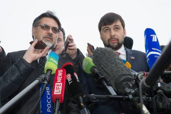 Текст по отводу вооружений будет представлен в двух редакциях 26 августа - Владиcлав Дейнего