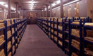 Золотовалютный резерв России за неделю вырос на миллиард долларов