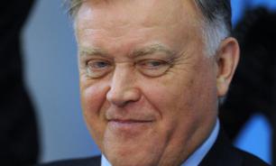 Николай Цуканов: Владимир Якунин получил ранг посла в 2014 году