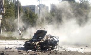 Во взорванном в Киеве авто находился военнослужащий минобороны Украины