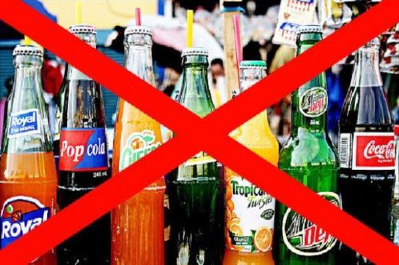 Запрет на продажу сладких напитков сделал талии сотрудников тоньше