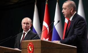 Эксперт рассказал о позиции Путина на переговорах с Эрдоганом