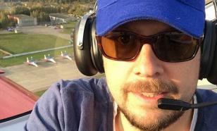 Телеведущий НТВ погиб при крушении легкомоторного самолёта