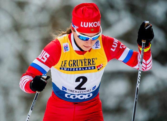 Шведские лыжницы назвали виновницу падения Непряевой