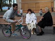 Кремль не исключил появление велодорожек на Красной площади