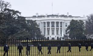 По сигналу воздушной тревоги эвакуировали конгресс США