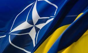 Украина анонсировала повышение статуса в НАТО