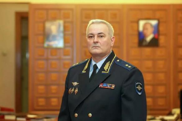 Бывшего замглавы МВД допросили как свидетеля по уголовному делу