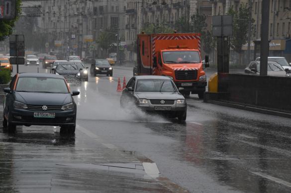 Количество ДТП в Москве в апреле сократилось в три раза