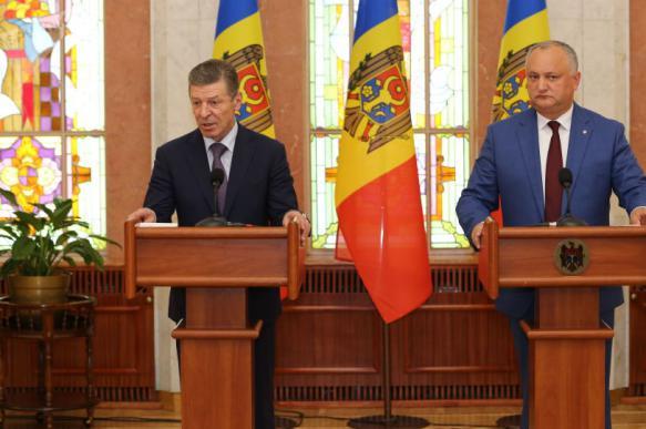 Путин отправил спецпредставителя на форум Молдовы и России
