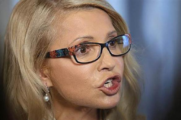 Тимошенко призвала украинцев отказаться от Зеленского