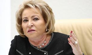 Матвиенко призвала не устраивать травлю грубых чиновников