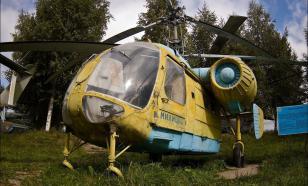 Подпольный вертолетный завод обнаружен в Молдавии