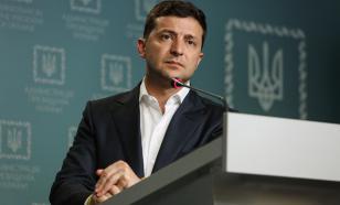 """Зеленский считает, что в """"сдаче"""" Крыма виноват Турчинов"""