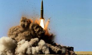 "В Сирии заявили о ракетном ударе ОТРК ""Искандер"" с базы Хмеймим"