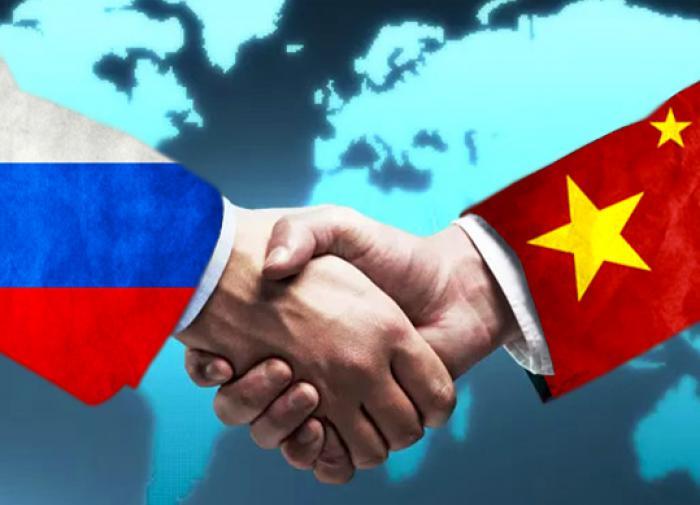 Немецкий политолог: Россия и Китай уже создали военный альянс