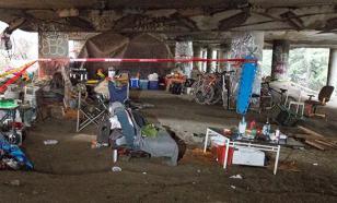 """""""Бездомных и в Америке никто не считает"""" - специалист по США и Канаде"""