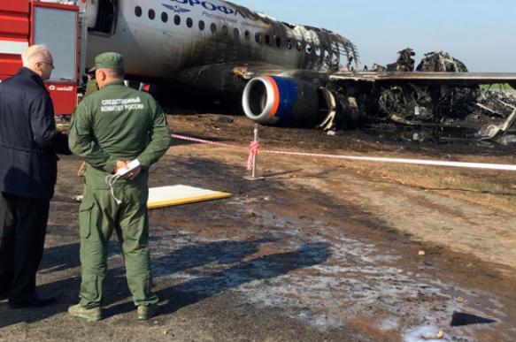 """""""Ъ"""": критические ошибки пилотов привели к катастрофе SSJ100"""