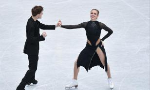 Синицина и Кацалапов выиграли ритм-танец на Гран-при России