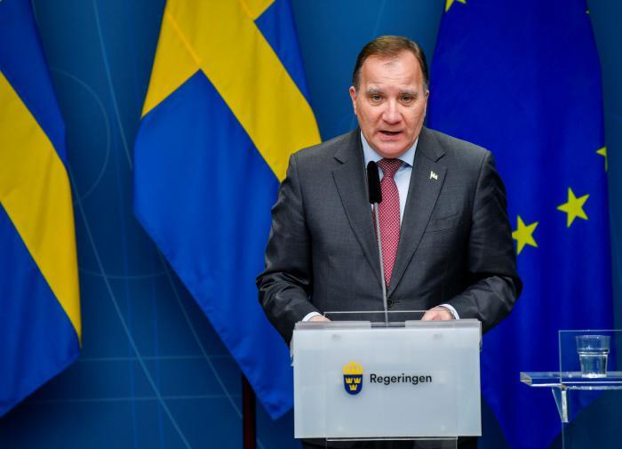 Премьер-министр Швеции напугал население ради борьбы с коронавирусом