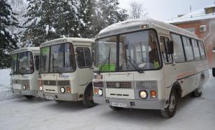 В Коми отменяют автобусное сообщение между городами из-за мороза