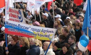 """""""Не случись референдума, Крым бы выжгли"""""""