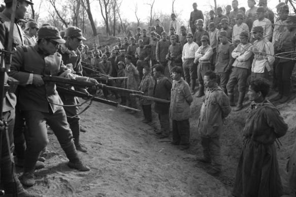 Самые страшные случаи из истории войн. Часть 1.