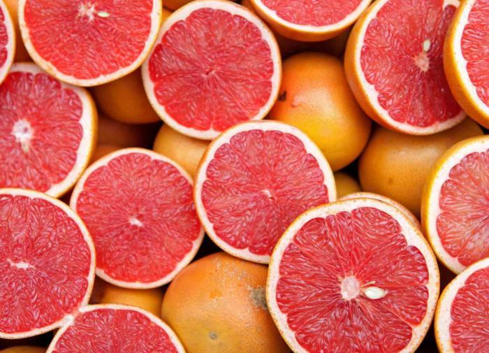 Грейпфрут - спаситель иммунной системы и молодости