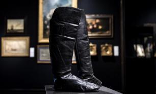 В Париже с аукциона продают сапоги Наполеона