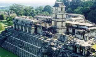 Археологи обнаружили в Мексике 55-метровый дворец майя