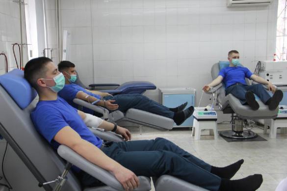 Донорам плазмы для лечения коронавируса в Москве заплатят