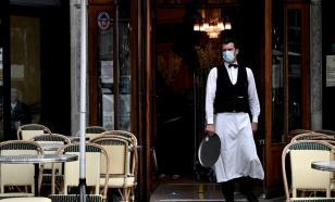 """""""Скоро сдуюсь"""": петербургские рестораторы провели акцию протеста"""