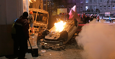 Виталий Третьяков: Нужны жертвы, чтобы обвинить Януковича, как Каддафи