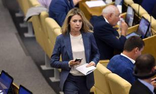 "Поклонская раскритиковала Шнурова за ""уход в политику"""
