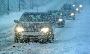 Россию накроют мощные снегопады