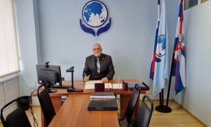 Глава российских инструкторов в ЦАР получил награду от парламента