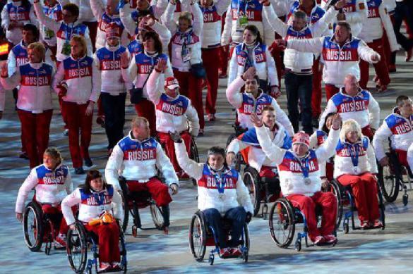 В последний день Паралимпиады россияне завоевали восемь медалей