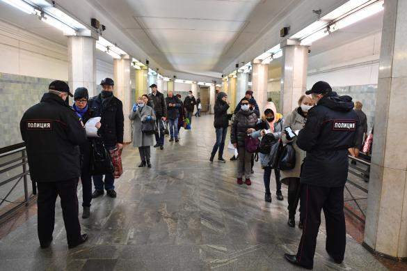 Александр Михайлов: власть кидает полицию на ржавые грабли