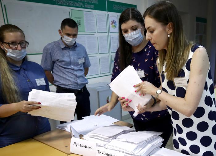 ВЦИОМ выяснил, доверяют ли россияне результатам выборов в Белоруссии