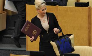 Мария Максакова тайно прилетела в Россию