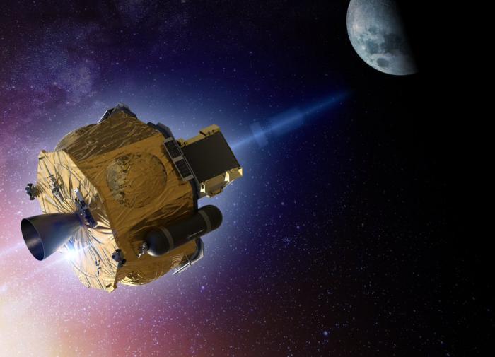 Натан Эйсмонт: чтобы попасть на Марс, нужно освоить Луну