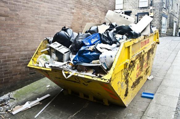 Бесплатные площадки для габаритного мусора оборудуют в Подмосковье