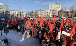 """Сторонники экс-губернатора Левченко не дали ему """"уйти красиво"""""""