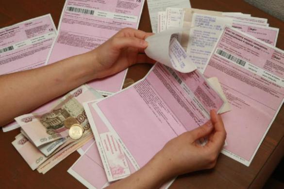 В России до конца года не будут начислять штрафы и пени за неоплату ЖКХ