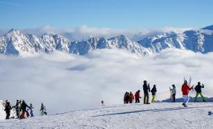 В Пермском крае построили горнолыжный курорт