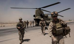 Американские ВС перенаправят из Афганистана в Индо-Тихоокеанский регион