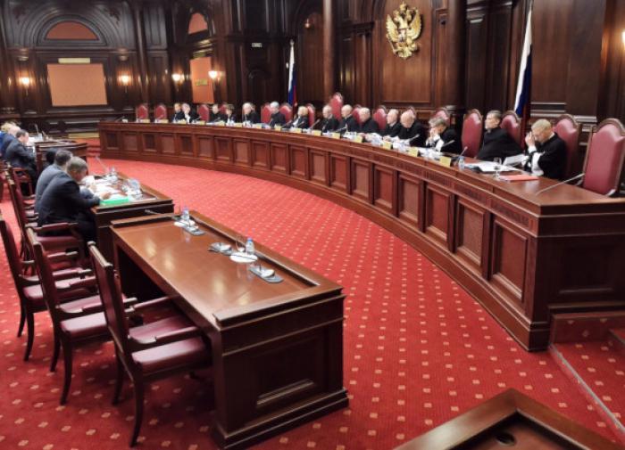 """Конституционный суд оценит законность """"антиотмывочного"""" закона"""